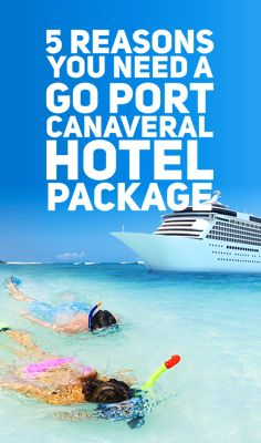 Cruising soon? Find out why cruisers need a Go Port Canaveral hotel package. Take the stress out of planning and get an all in one cruise hotel package. Cruise Travel, Solo Travel, Travel Tips, Vacation Rentals, Vacations, Disney Magic Cruise, Orlando Airport, Hotel Packages, Royal Caribbean Cruise