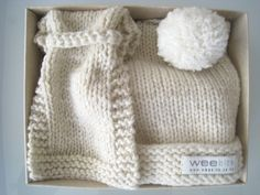 natural eco merino gift sets  www.weebits.co.nz