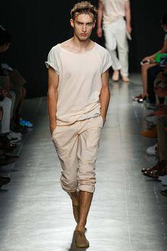Spring 2015 Menswear - Bottega Veneta