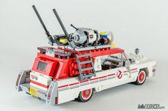 Review LEGO 75828 Ecto-1