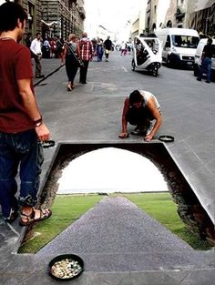 3d street art  by Arteide.org