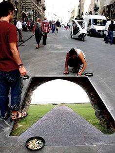 3d street art  by Arteide.org