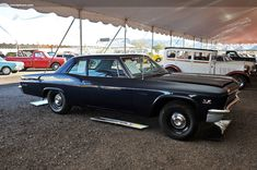 1965 Chevy Biscayne 2 door