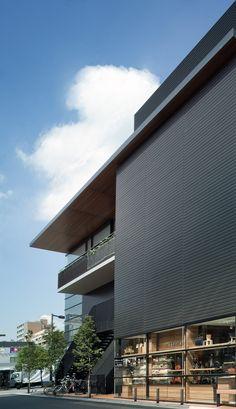 押出成形セメント板「アスロック」 施工例  株式会社ノザワ                                                                                                                                                                                 もっと見る