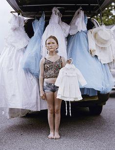 PH: Kenneth O´Halloran  Olive selling dresses (2010)