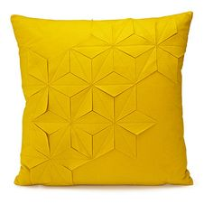Look what I found at UncommonGoods: geometric and honeycomb pillows... for $75 #uncommongoods