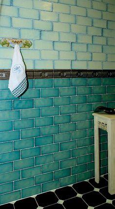 Antic Special   Casa:1 Zementfliesen Fliesen Küche Wand, Haus Küchen,  Ziegel,