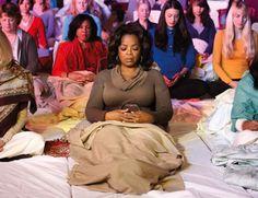 Transcendental Meditation: Oprah Recommends It