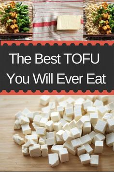 It took me a while to learn to LIKE tofu. I would tolerate it when my vegan friends would make tofu dishes, but I couldn't quite wrap my mind around actually LIKING it. It doesn't have…
