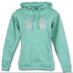 Cute under armour hoodie