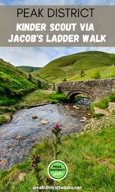 Iconic Jacob's Ladder | Peak District | Hike | Here are 5 different options for ascending Kinder Scout via Jacob's Ladder | Click to see which distance suits you, lace up your boots and get out in to the Peak District | There are maps, GPX files and full walk directions on the website. #PeakDistrictWalks #Hike | Peak District Hikes | Peak District | Best Scenery | UK Top European Destinations, Places In Europe, Best Places To Travel, Cool Places To Visit, Travel Inspiration, Travel Ideas, Travel Tips, Scotland Hiking, Walking Holiday