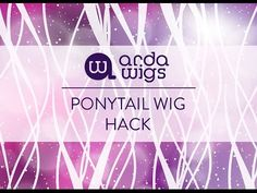 A fast and easy method to making your wigs ponytail-friendly without the need for additional wefts! Brought to you by our friends at Arda Wigs Canada: https:...