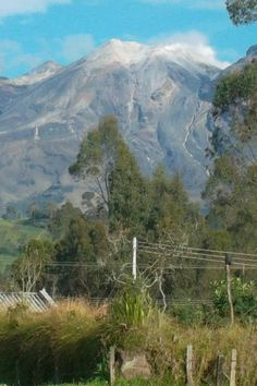 Volcán Cumbal. Nariño, Colombia.