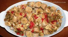 Guineitos en Escabeche