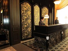 My new favorite hotel. The NoMad's Library Is A Place All Literary Nomads Will…