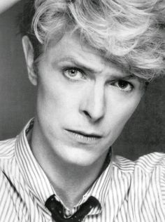 ☆ literally made of stardust ☆ David Bowie was so Beautiful