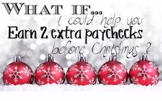 My R+F paychecks will be covering Xmas gifts and then some!  So completely grateful for this biz!!!!! #blessed ☃️What if you could have TWO extra paychecks between now and Christmas; what would you do with them?☃️ Take a vacation?  Adopt a family in need? Spoil your own family? Maybe you want to spoil yourself! Shoe money?  You CAN earn 2 extra paychecks between now and then...JUST ASK ME HOW!!!! I would love to help you!!!