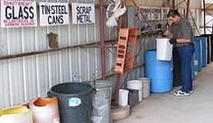 Madeline Island Recycling Facility.  Recycle, Reduce and Reuse!