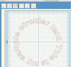 I have been getting a lot of questions about how to make circular text since I posted the video on moving the letters with mesh. While circular/curved text can be done in Inkscape, (see this video)...