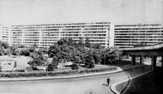 Ploiești Sud anii '70 Multi Story Building