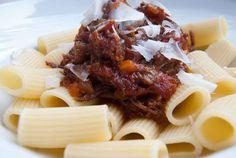 Receta de cocina: Salsa Ragú
