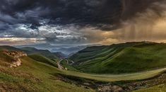 Гроза на закате (Thunderstorm at sunset) by Александр Хорошилов