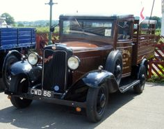 Bedford Pick-up Truck