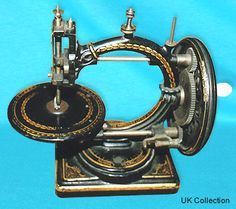 Based at Park Works, Leeds, UK, during the Arthur Nussey and Altham… Sewing Machine Accessories, Antique Sewing Machines, Heirloom Sewing, Diy Arts And Crafts, Galaxy Wallpaper, Sewing Tutorials, Vintage Antiques, Victorian, Irons