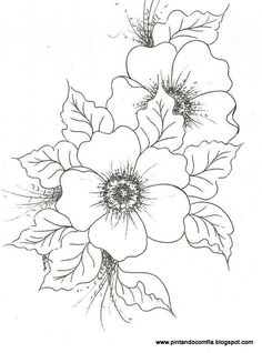 use for embroidery, décor on painted surfaces, pyrography, etc Fabric Painting, Painting & Drawing, One Stroke Painting, Digi Stamps, Coloring Book Pages, Colorful Flowers, Embroidery Patterns, Paper Embroidery, Doily Patterns