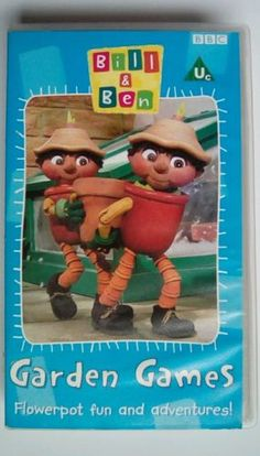 Bill and ben - #garden games #(vhs/s, #2003),  View more on the LINK: http://www.zeppy.io/product/gb/2/281949545429/