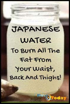 Japanese Water To Burn All The Fat From Your Waist, Back And Thighs! – Fat Burning Detox Drink – Informations About Japanese Water To Burn All The Fat From Your Waist, Back And Thighs! – Fat Burning Detox Drink – Pin You can easily use … Weight Loss Meals, Weight Loss Drinks, Drinks To Lose Weight, Detox Water To Lose Weight, Detox Diet For Weight Loss, Best Weight Loss Foods, Weight Loss Water, Lose Weight In A Week, Healthy Recipes For Weight Loss