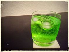 Green Apple / Aspérule / Tonic