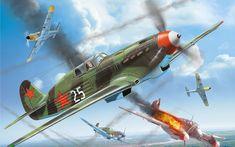рисунок Як-7