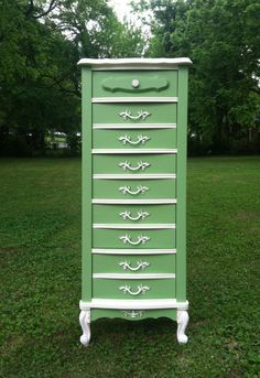 french provincial lingerie chest by TheWoodress on Etsy, $385.00