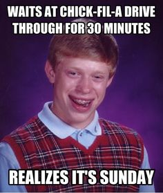 Oh Bad Luck Brian lol