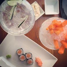 Gin & Sushi