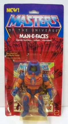 This was the first He-Man toy I ever got.