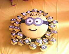 Minion cake ideas