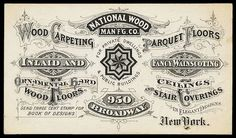victorian typography - Google Search