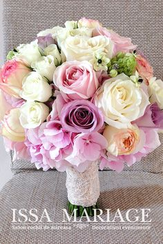 buchet mireasa hortensia roz si trandafiri lila Summer Wedding Bouquets, Blush Wedding Flowers, Bridesmaid Flowers, Bride Bouquets, Bridal Flowers, Flower Bouquet Wedding, Beautiful Flower Arrangements, Floral Arrangements, Wedding Pinterest