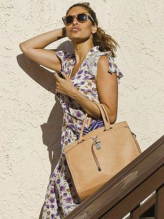 Star Tracks: Tuesday, June 23, 2015 | SUMMER STUNNER | Nights with her 8-month old daughter might be wild and crazy, but Eva Mendes still looks picture-perfect as she leaves a salon in Hollywood on Monday.