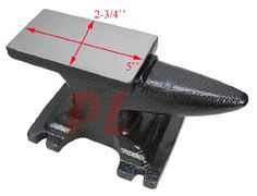 11 lbs Solid Forged Steel Anvil Single Horn Base Jeweler ...