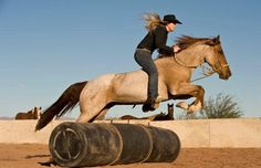 Wylene Wilson Jumping Bareback - Will do this one day. Pretty Horses, Horse Love, Beautiful Horses, Bareback Riding, Barrel Racing Horses, Cowboy Horse, Types Of Horses, Show Jumping, Horse Training