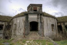 10 Abandoned Gun Emplacements, Artillery Batteries and Flak Towers