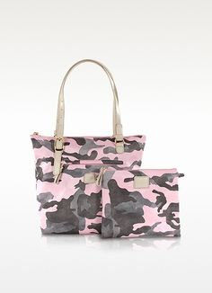 X-Bag Camouflage Foldable Tote - Bric's