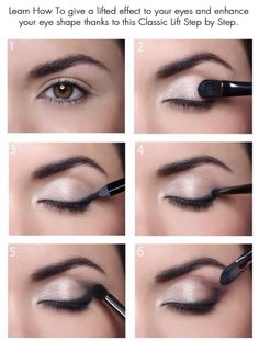 Classic Lift Eye Makeup Tutorial
