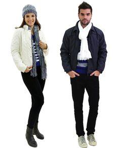 Como se vestir no frio moderado - Frio Moderado  como se vestir no inverno  de 2c1aa86587397