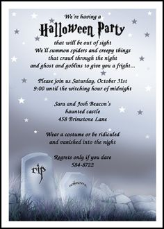 party halloween party invitation wording is amplifying your ideas of prepossessing party invitaions to the top 17