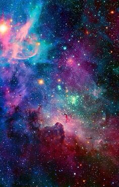 Galaxy wallpaper for iPhone or Android devices.