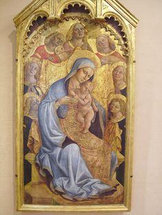 Ludovico Urbani: Virgin and Child